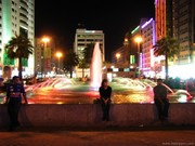 Nasser Square at nig